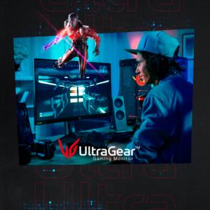 monitores LG ultragear